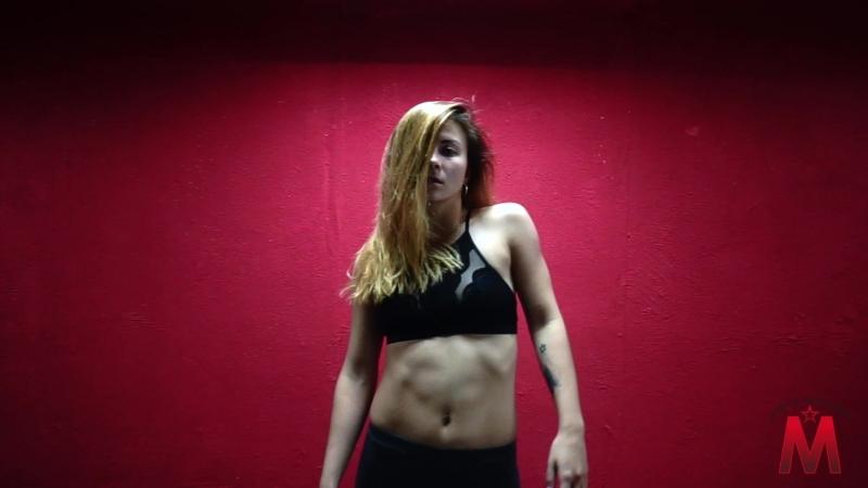 Крис Белова (Strip) - Kiss it better - Dance studio M