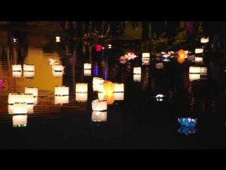 Фестиваль водных фонариков - Благовещенск 2018
