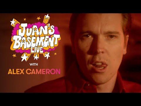 Alex Cameron Juan's Basement Live