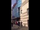 Эвакуация в Торговом квартале