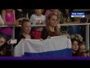 Мое выступление на чемпионате Европы по художественной гимнастике