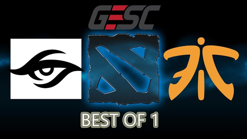 Team Secret vs Fnatic GESC Thailand BO1 Dota 2 Minor Tournament