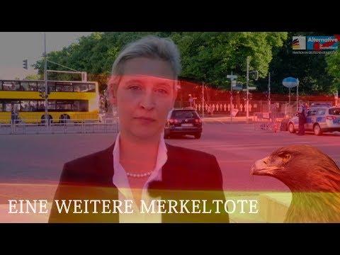 Susanna, eine weitere Merkeltote! - Alice Weidel