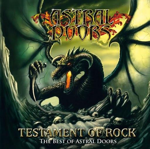 Astral Doors альбом Testament of Rock