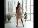 Шикарное платье на одно плечо со шлейфом