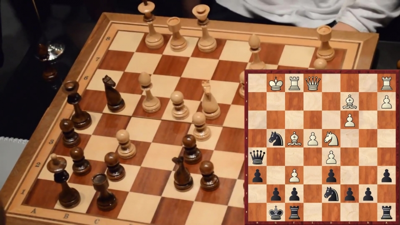 Magnus Carlsen Lost to the Deputy! Blitz Chess