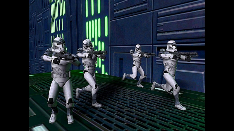 Star Wars: Battlefront 2 Republic forward to victory!