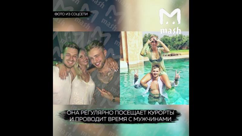Голые фото экс-жены футболиста Динамо нашли в сети. Александры Сапеты