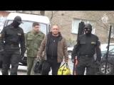 Задержание начальника отдела надзора по г. Кемерово ГУ МЧС по Кемеровской области