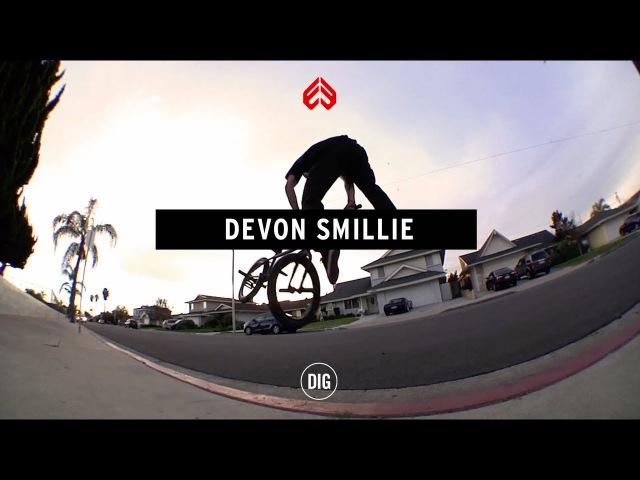 ÉCLAT BMX Devon Smillie 2018