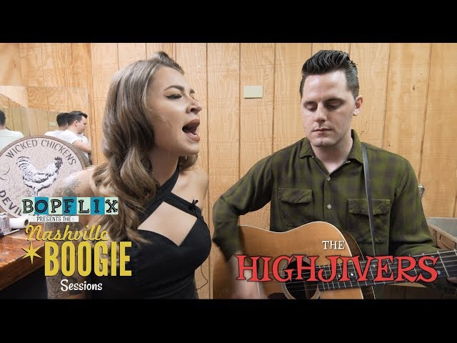 Hotwire Woman The Highjivers NASHVILLE BOOGIE (sessions) BOPFLIX