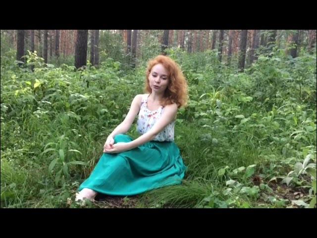 Елизавета Бурнышева - участник конкурса чтецов книг В. Мегре