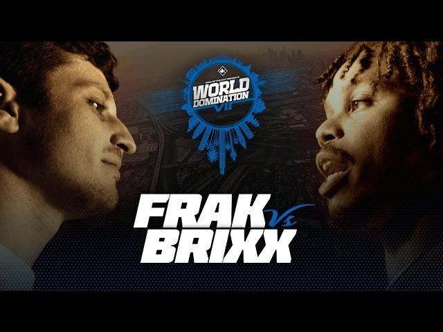KOTD - Frak vs Brixx Belvy | WD7