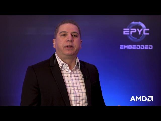 AMD EPYC Embedded Customer Testimonial Seagate February 21 2018