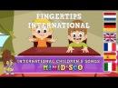 Fingertips INTERNATIONAL LONG VERSION Children's Songs Kinderliedjes Minidisco