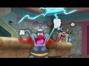 Огги и Тараканы – Огги, Повелитель Молний (Oggy, The Lord of Lightning/Oggy, maître de la foudre) 5-298