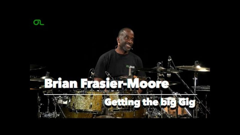 Brian Frasier Moore: Getting the Big Gig