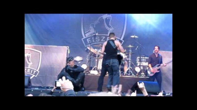 Eisbrecher - Schwarze Witwe - Live @ Zita Rock 2011 (Berlin)