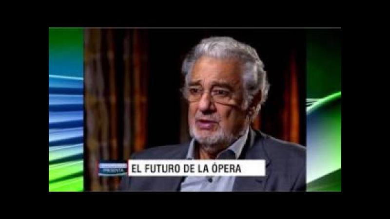 PLÁCIDO DOMINGO - La entrevista por IÑAKI GABILONDO
