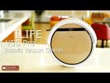ILIFE V5S Pro Intelligent Robotic Vacuum Cleaner - Gearbest.com
