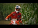 Ryan Dungey returns to his roots on secret cornfield track Homegrown 4k Russian Translate