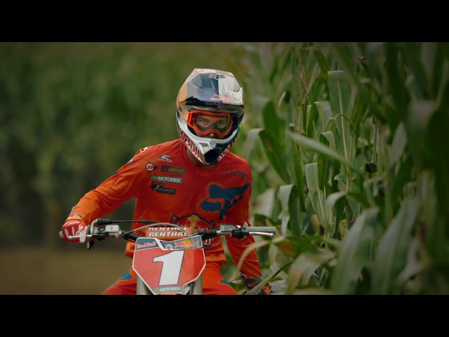 Ryan Dungey returns to his roots on secret cornfield track Homegrown 4k| Russian Translate