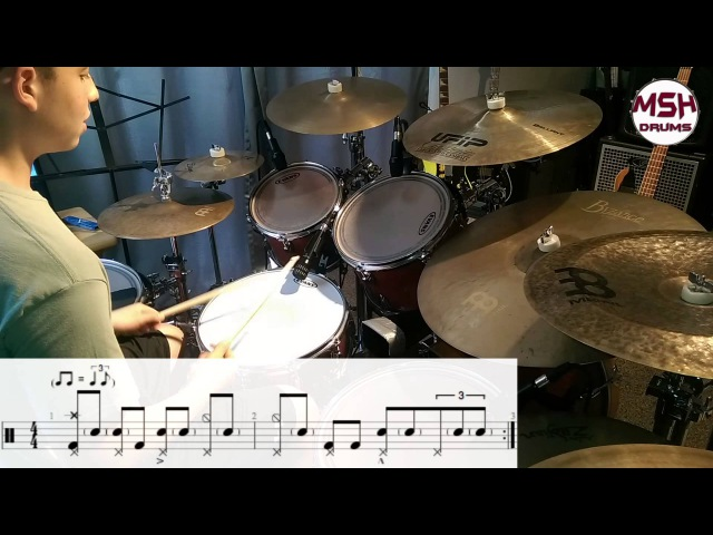 Try This Tasty Lick 2 -- Benny Greb