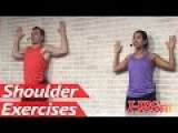 20 Min Shoulder Stretching &amp Strengthening for Pain Relief - Shoulder Pain Exercises Stretches