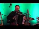 17 Тувинское горловое пение Группа Алаш Соло Бады Доржу Ондар Баян Tuvan throat singing Alash
