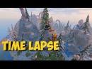 НОВОГОДНИЙ Майнкрафт | TimeLapse | БЛАГОДАРНОСТЬ ЗРИТЕЛЯМ