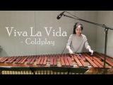 Viva La Vida - Coldplay Marimba cover