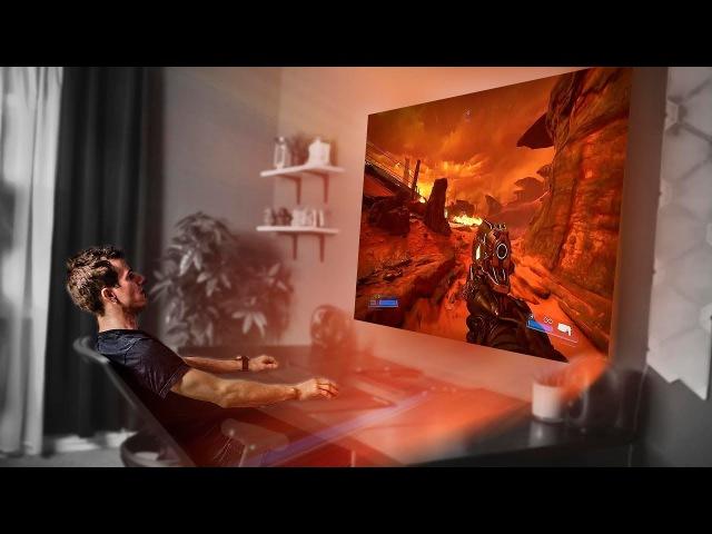 ULTIMATE 100 Bedroom Gaming Battlestation!