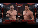 WFW Raw - Jason Florida vs Dolph Ziggler [½ Final of Chose Your Raw Title Tournament]