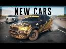 Гонка по бездорожью в Need for Speed Payback раскрыто 8 новых машин