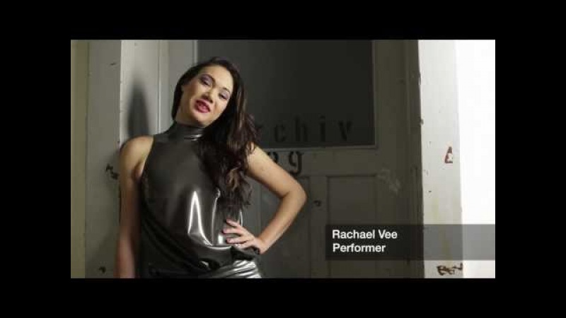 Rachael Vee - Why don´t you do right - Jessica Rabbit Cover - Making of - Interview