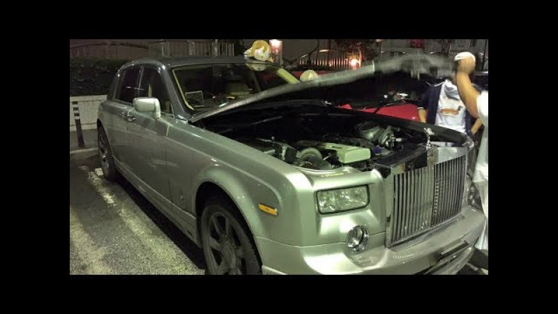 2JZ-GTE в Rolls-Royce и не только