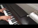 Adyghe Circassian Music - Адыгэ Нысэ (Piano Cover)