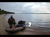 Север. Республика Карелия. Одиночный сплав по реке Волома (2 ЧАСТЬ)
