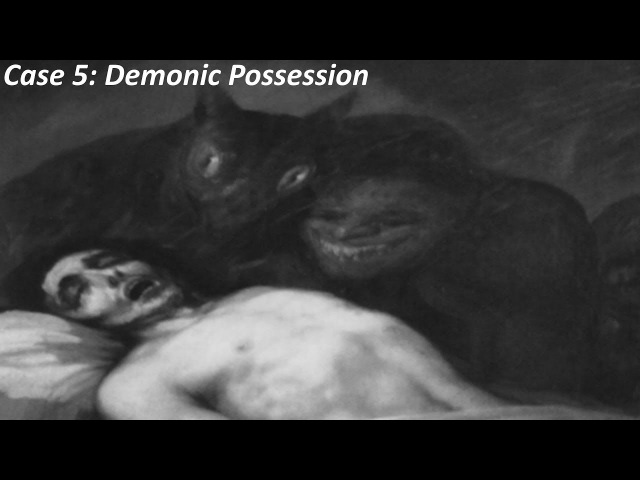 The /x/ Files: Demonic Possession