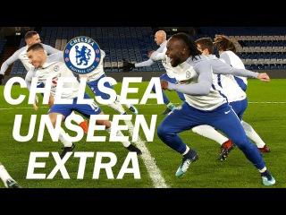 Tunnel Access Chelsea Vs Swansea | Chelsea Unseen Extra