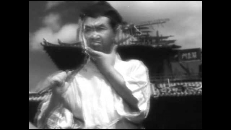 JAPANESE MOVIES | 47 Ronin (1941) | Original Theatrical Trailer