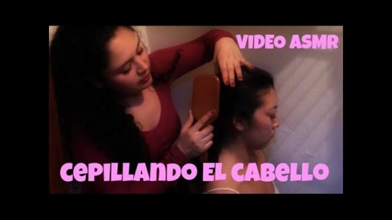 ASMR | Cepillando El Cabello Para Ayudarte A Dormir | Spanish 💛