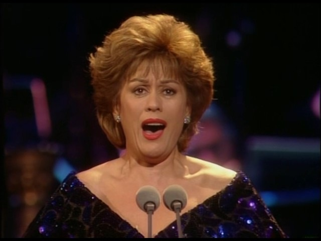 Kiri Te Kanawa 'A Celebration' Live at the Royal Albert Hall London Symphony Orchestra, Stephen Barl