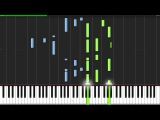 Never Forget (Kyle Landry's Arrangement)  Synthesia Tutorial  Martin O'Donnel   Halo 3