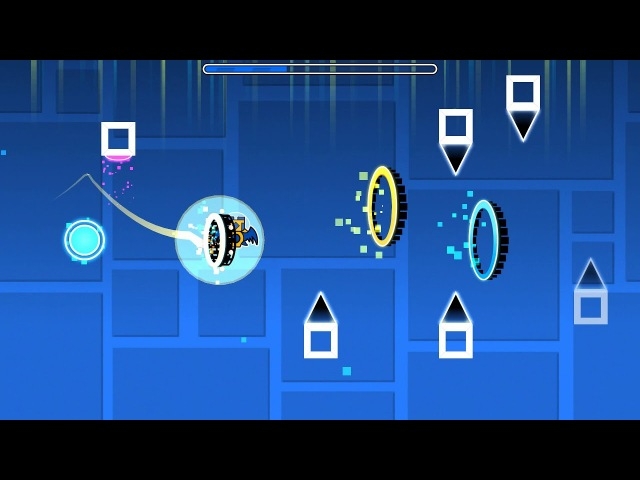 [ENTRY FOR GP BATTLE] TheFatRat - Prelude layout | Geometry Dash 2.11