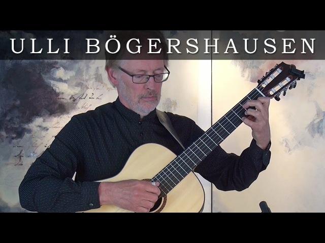 Ulli Boegershausen - Merry Christmas, Mr. Lawrence (by Ryuichi Sakamoto)