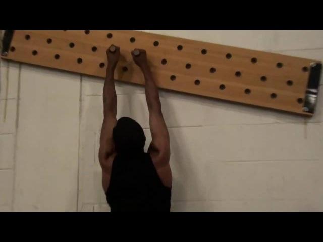 Пегборд Peg Board тренировка упражнения