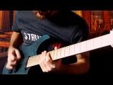 Рубеж playthrough Lepsky Dominator Fredguitarist + AMT K2 test