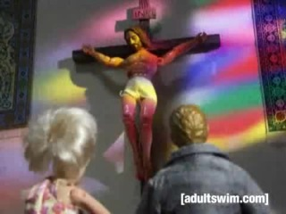 Easter Fun! | Robot Chicken | Adult Swim