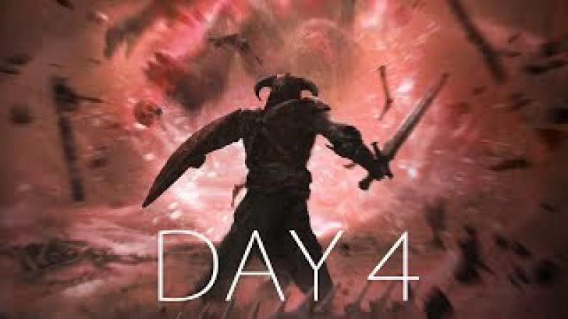МУЧЕНИЯ ПРОДОЛЖАЮТСЯ ● SKYRIM HARD - Day 4
